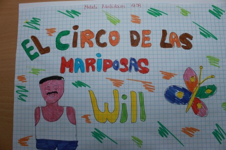 EL CIRCO DE LAS MARIPOSAS (CORTOMETRAJE)