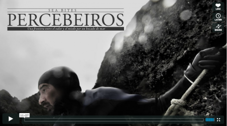 PERCEBEIROS (CORTO DOCUMENTAL)