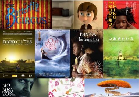 cortos educacion y medios audiovisuales