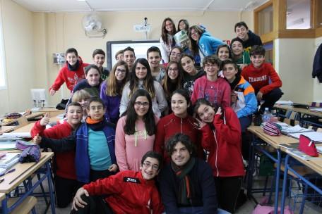 DESMONTANDO LA CLASE TRADICIONAL. CLASE AL REVÉS (FLIPPED CLASS ROOM)