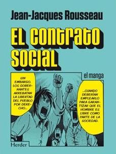 EL CONTRATO SOCIAL MANGA (JEAN JACQUES ROUSSEAU)