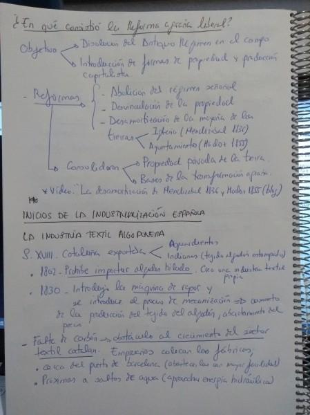 LA DESAMORTIZACIÓN DE MENDIZÁBAL 1836  Y MADOZ 1855 (SINTETIZADA)
