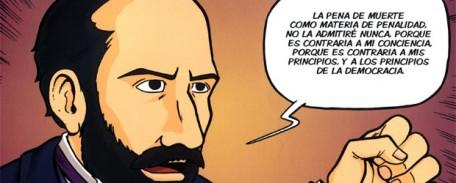 NICOLÁS SALMERÓN CÓMIC