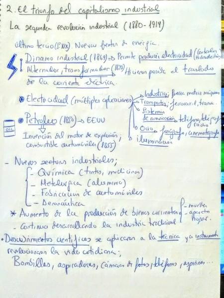 03. EL TRIUNFO DEL CAPITALISMO INDUSTRIAL