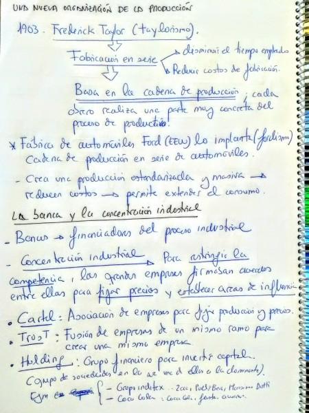 04. UNA NUEVA ORGANIZACIÓN DE PRODUCCIÓN, LA BANCA Y LA CONCENTRACIÓN INDUSTRIAL