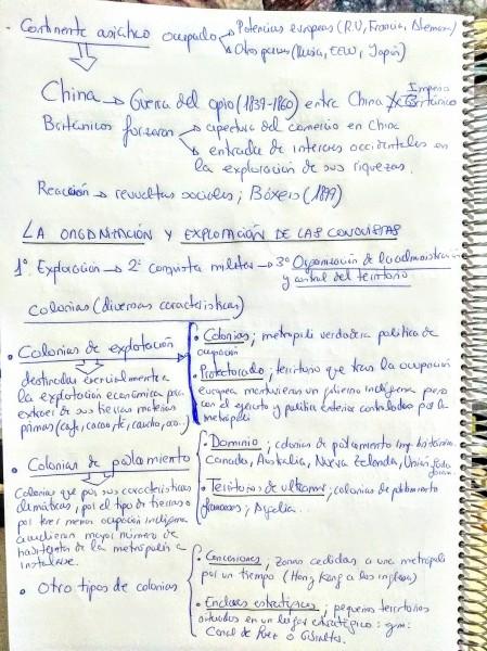 06. ORGANIZACIÓN Y EXPLOTACIÓN DE LAS COLONIAS
