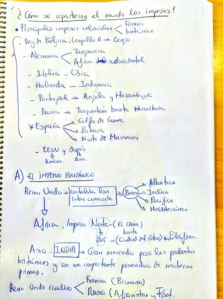 07. CÓMO SE REPARTIERON EL MUNDO LOS IMPERIOS