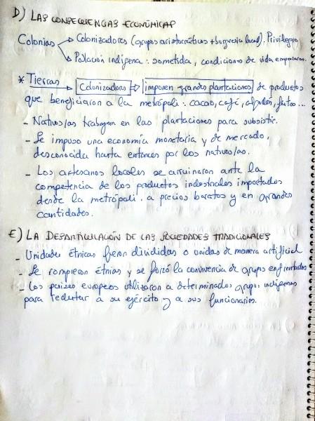 10. LA HERENCIA DEL COLONIALISMO