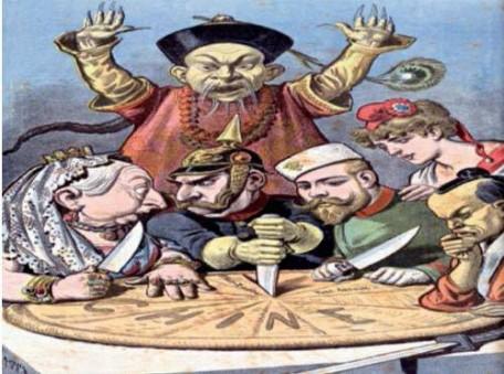 ¿Cómo se repartieron el mundo los imperios coloniales?