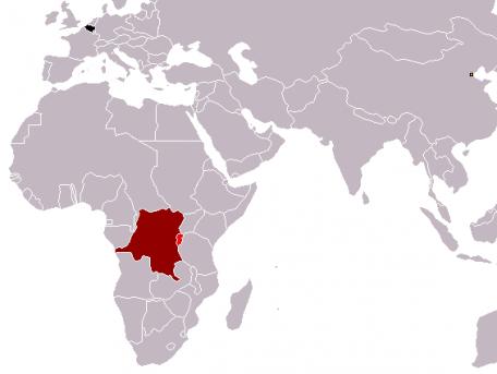Mapas Imperiales Imperio Colonial Belga2