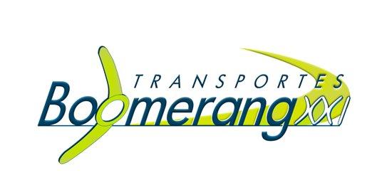 Boomerang XXI: Logotipo