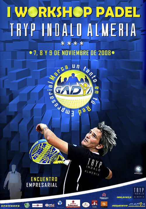 Gayda: Workshop Padel