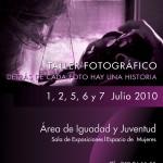 Diputación de Almería: Taller Fotografía